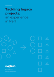Tackling Legacy Projects: an Experience in Perl