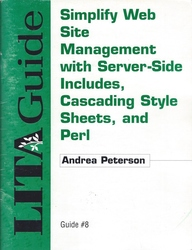 Simplify Web Site Management with Server-Side Includes, Cascading Style Sheets, and Perl