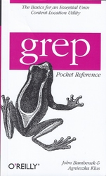 grep Pocket Reference